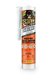 Gorilla Clear Sealant Mould Resistant Multi - Use  295ml