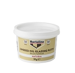 BARTOLINE 1KG TUB BARTOLINE MULTI PURPOSE LINSEED OIL PUTTY