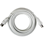 Sparkpak 5m Coax Lead - Plug to Socket