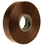 Everbuild  ELECTRICAL INSULATION TAPE 19MM X 33MTR BROWN