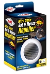 Doff Ultrasonic Rat & Mouse Repeller - Small Room Single
