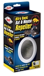 Doff Ultrasonic Rat & Mouse Repeller - Large Room Single