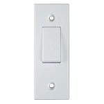 Sparkpak 1 Gang Architrave Switch
