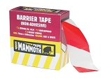 Everbuild  BARRIER TAPE  72MM X 500MTR RED/WHITE