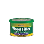 Everbuild  2 PART HIGH PERFORMANCE WOOD FILLER 500GRM LIGHT STAINABLE