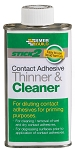 Everbuild  STICK 2 CONTACT ADHESIVE THINNER & CLEANER 250ML