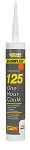 Everbuild  125 ONE HOUR CAULK C3 WHITE