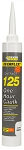 Everbuild  125 ONE HOUR CAULK C4 WHITE