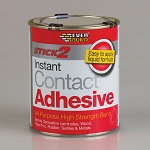 Everbuild  STICK2 ALL PURPOSE CONTACT ADHESIVE 750ML BEIGE