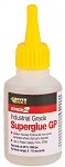Everbuild  INDUSTRIAL SUPERGLUE GP 20G CLEAR