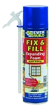 Everbuild  FIX AND FILL EXPANDING FOAM 500ML