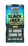 Everbuild  BLACK JACK FLASH TRADE 10M 10M X 225MM LEAD LOOK