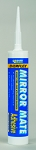Everbuild  MIRROR MATE SEALANT & ADHESIVE 290ML WHITE