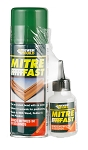 Everbuild  INDUSTRIAL MITRE FAST KIT STD 50G/200ML CLEAR