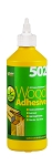 Everbuild  502 ALL PURPOSE WEATHERPROOF WOOD ADHESIVE 500ML