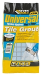 Everbuild  730 GREY UNIVERSAL FLEXIBLE HYGENIC WALL & FLOOR TILE GROUT 5KG