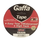 STUK Gaffa Tape 50mm x 50m Black