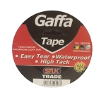 STUK Gaffa Tape 50mm x 50m Silver