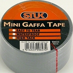 STUK Gaffa Tape 48mm x 10m Silver
