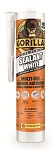 Gorilla White Sealant Mould Resistant Multi - Use  295ml