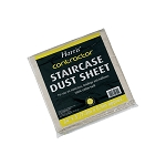 Harris CONTRACTOR STAIRCASE DUST SHEET - 0.90M X 7.3M