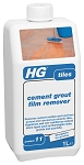 HG cement grout film remover (product 11) 1L  1L