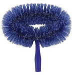 Harris Cob Web Brush With Handle (BLUE)