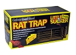 Kingfisher Steel Rat Cage Trap