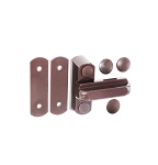 Securit Door / Window Jammer Brown 65mm     - S1041
