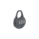 Securit Reset. code lock 30mm Black - S1191