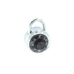 Securit Reset. code lock 40mm Black      - S1193