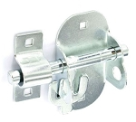 Securit Oval padlock bolt ZP 100mm          - S1434