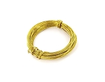 Securit Picture wire Brass 3.5m             - S6216