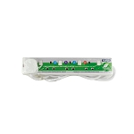 Status Extension Lead - Individually Switched 4 way - 2 Mtr