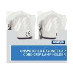 Status Lamp Holder UnSwitched Cord Grip - T2