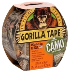 Gorilla Tape Camo 8.2m x 47.8mm