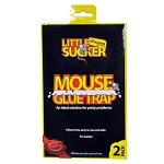 Kingfisher 2 Pack Mouse Glue Traps