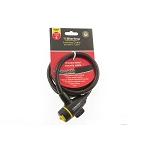 Sterling 10mm x 1.5 mtr Self Coil Locking Cable