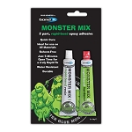 BOND-IT GLUE MONSTER 5MIN 2 PART CLR EPOXY 2 x 14G
